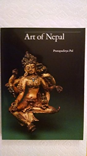 9780520054073: Art of Nepal: A Catalogue of the L.A. County Museum of Art Collection