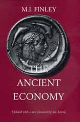 9780520054523: The Ancient Economy (Sather Classical Lectures)