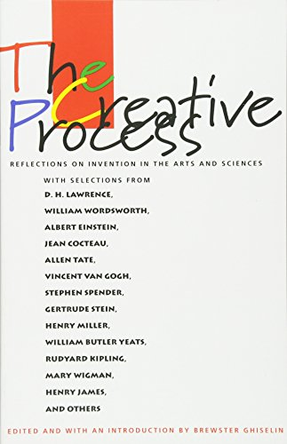 9780520054530: The Creative Process: Reflections on the Invention in the Arts and Sciences