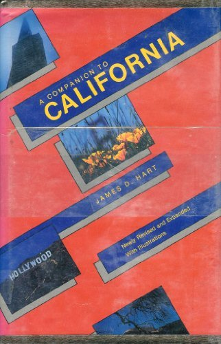 9780520055438: A Companion to California