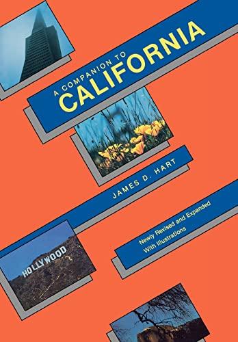 9780520055445: Companion to California