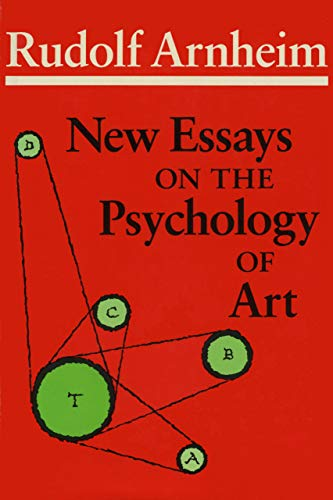 New Essays on the Psychology of Art