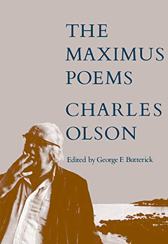 9780520055957: The Maximus Poems