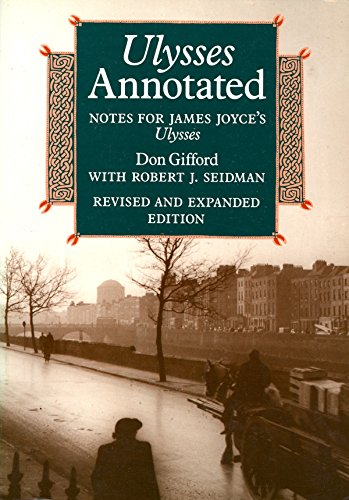 9780520056398: Ulysses Annotated: Notes for James Joyce's Ulysses