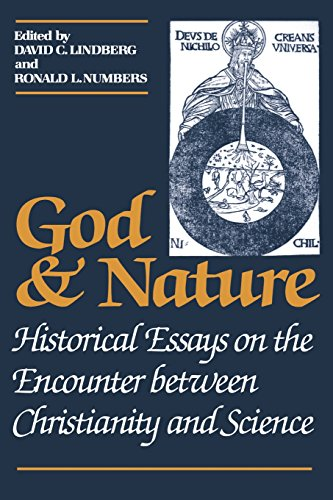 9780520056923: God and Nature: Historical Essays on the Encounter between Christianity and Science