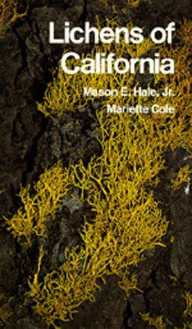 9780520057135: Lichens of California (California Natural History Guides)