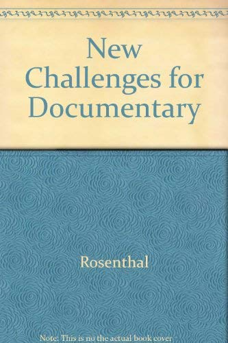 9780520057258: New Challenges for Documentary