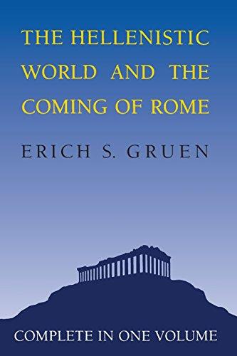 9780520057371: Hellenistic World
