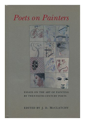 Essay On English Teacher  Poets On Painters Essays On The Art Of Painting By  Twentiethcentury Essay Proposal Format also Thesis Statement For A Persuasive Essay  Poets On Painters Essays On The Art Of Painting By  Narrative Essay Topics For High School Students