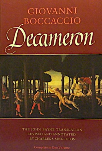 9780520058729: Decameron: The John Payne Translation
