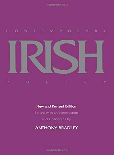 9780520058743: Contemporary Irish Poetry, New and Revised editon