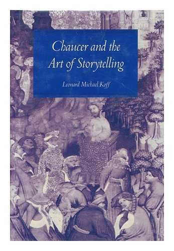 9780520059993: Chaucer and the Art of Storytelling