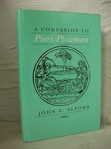 9780520060067: A Companion to Piers Plowman