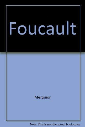 9780520060760: Foucault