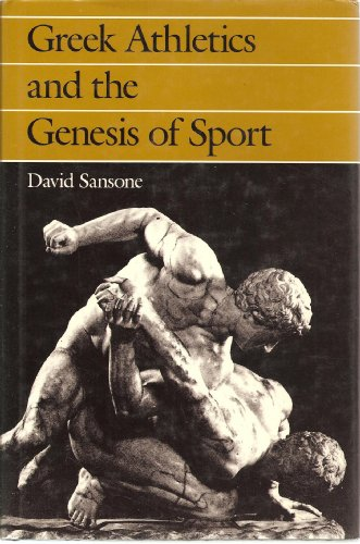 9780520060999: Greek Athletics and the Genesis of Sport