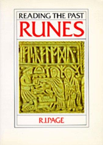 9780520061149: Runes (Reading the Past)