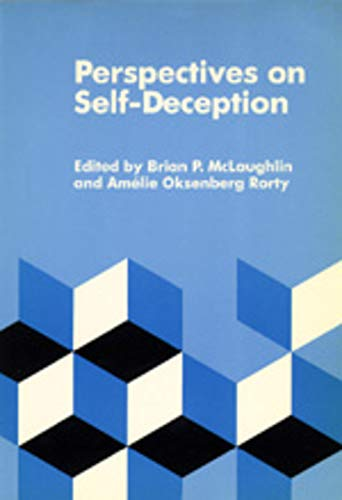 9780520061231: Perspectives on Self-Deception (Topics in Philosophy)