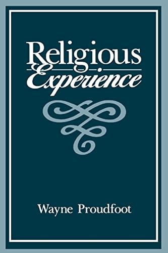 9780520061286: Religious Experience