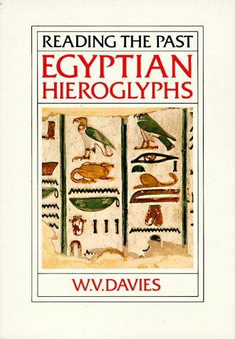 9780520062870: Egyptian Hieroglyphs (Reading the Past)