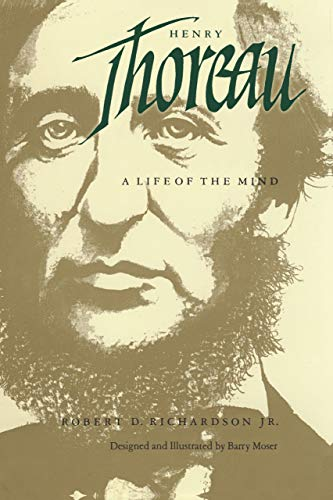 9780520063464: Henry Thoreau: A Life of the Mind