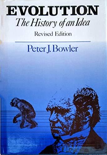 9780520063853: Evolution: The history of an idea