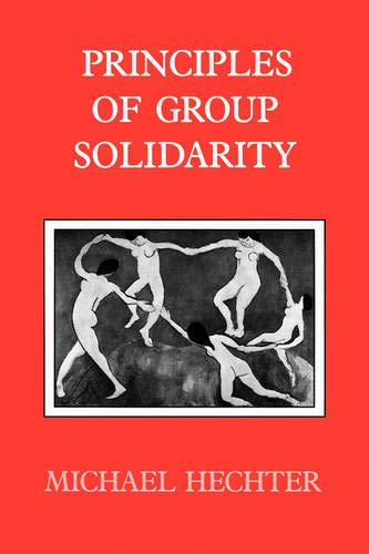 9780520064621: Principles of Group Solidarity (California Series on Social Choice and Political Economy)
