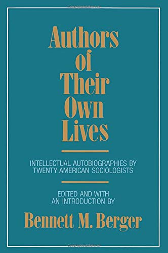 9780520065567: Authors of Their Own Lives