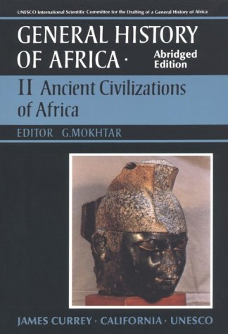 9780520066977: UNESCO General History of Africa, Vol. II, Abridged Edition: Ancient Africa (v. 2)