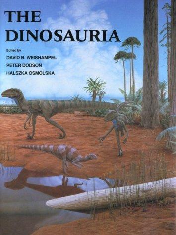 9780520067264: The Dinosauria