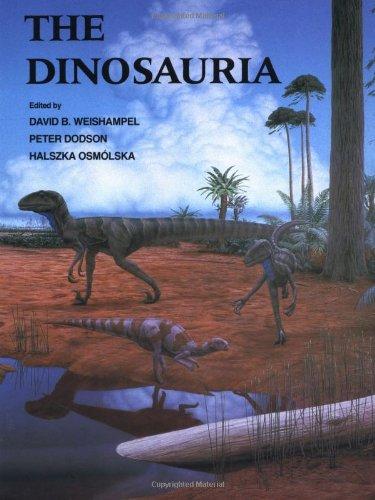 9780520067271: The Dinosauria