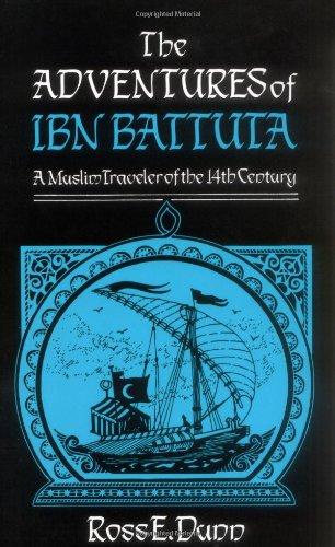 9780520067431: The Adventures of Ibn Battuta, a Muslim Traveler of the Fourteenth Century