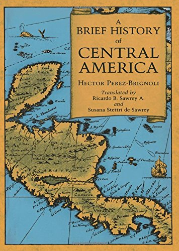 9780520068322: A Brief History of Central America