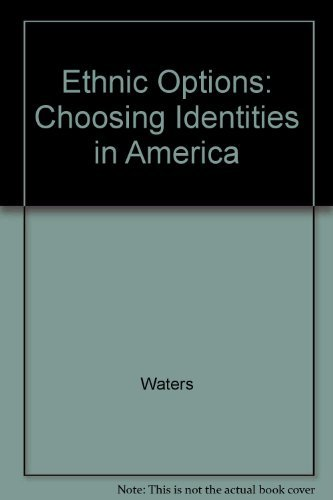 9780520068568: Ethnic Options: Choosing Identities in America