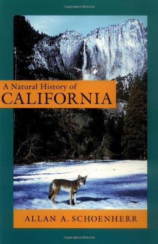 9780520069220: A Natural History of California (California Natural History Guides)