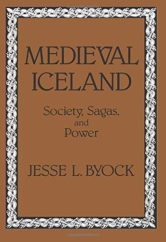 9780520069541: Medieval Iceland: Society, Sagas, and Power
