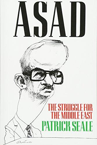 9780520069763: Asad of Syria: The Struggle for the Middle East