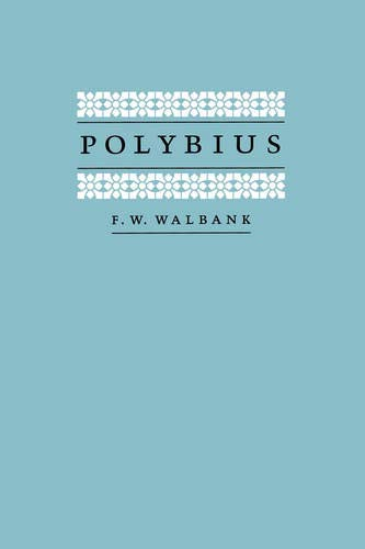 9780520069817: Polybius (Sather Classical Lectures (Paperback))