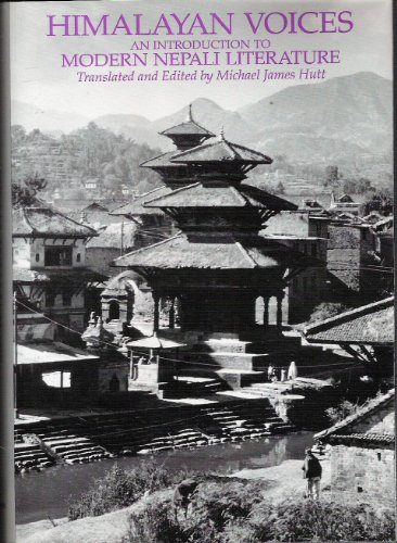 9780520070462: Himalayan Voices: An Introduction to Modern Nepali Literature (Voices from Asia)