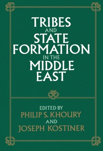 9780520070806: Tribes and State Formation in the Middle East