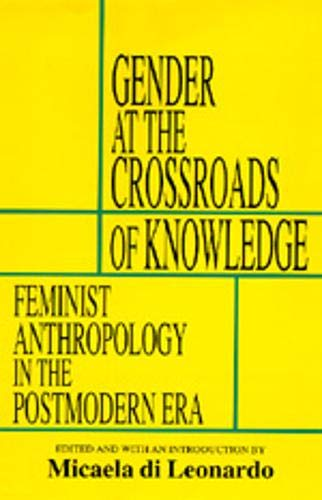 9780520070936: Gender at the Crossroads of Knowledge