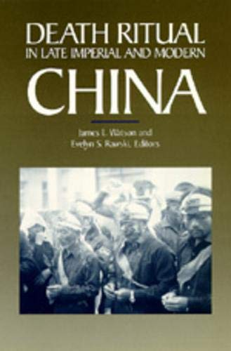 9780520071292: Death Ritual in Late Imperial and Modern China (Studies on China)