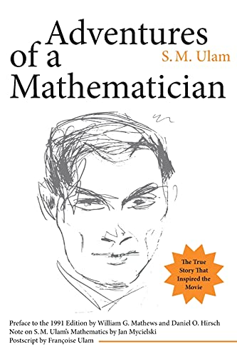 9780520071544: Adventures of a Mathematician