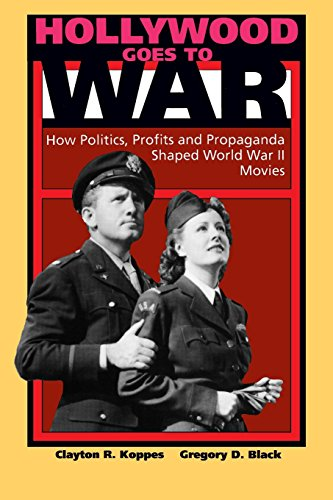 9780520071612: Hollywood Goes to War: How Politics, Profits and Propaganda Shaped World War II Movies