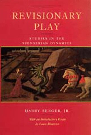 9780520071803: Revisionary Play: Studies in the Spenserian Dynamics