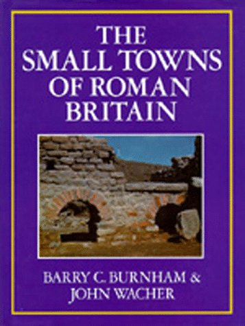 9780520073036: The Small Towns of Roman Britain