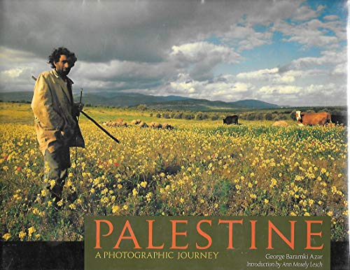 9780520073845: Palestine: A Photographic Journey