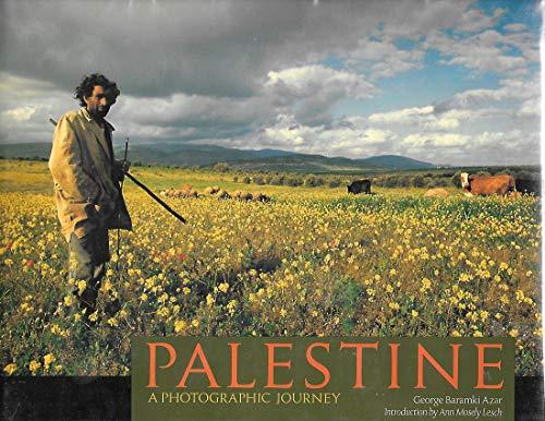9780520073845: Palestine: A Photographic Journey