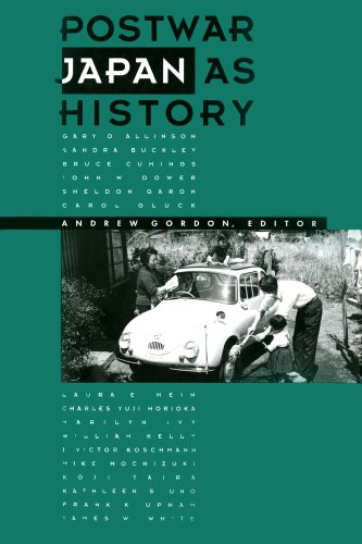 9780520074743: Postwar Japan as History