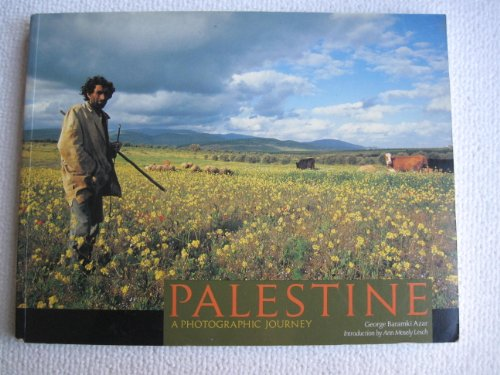 9780520075443: Palestine: A Photographic Journey