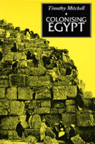 9780520075689: Colonising Egypt